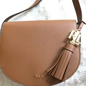 Ralph Lauren cross body purse
